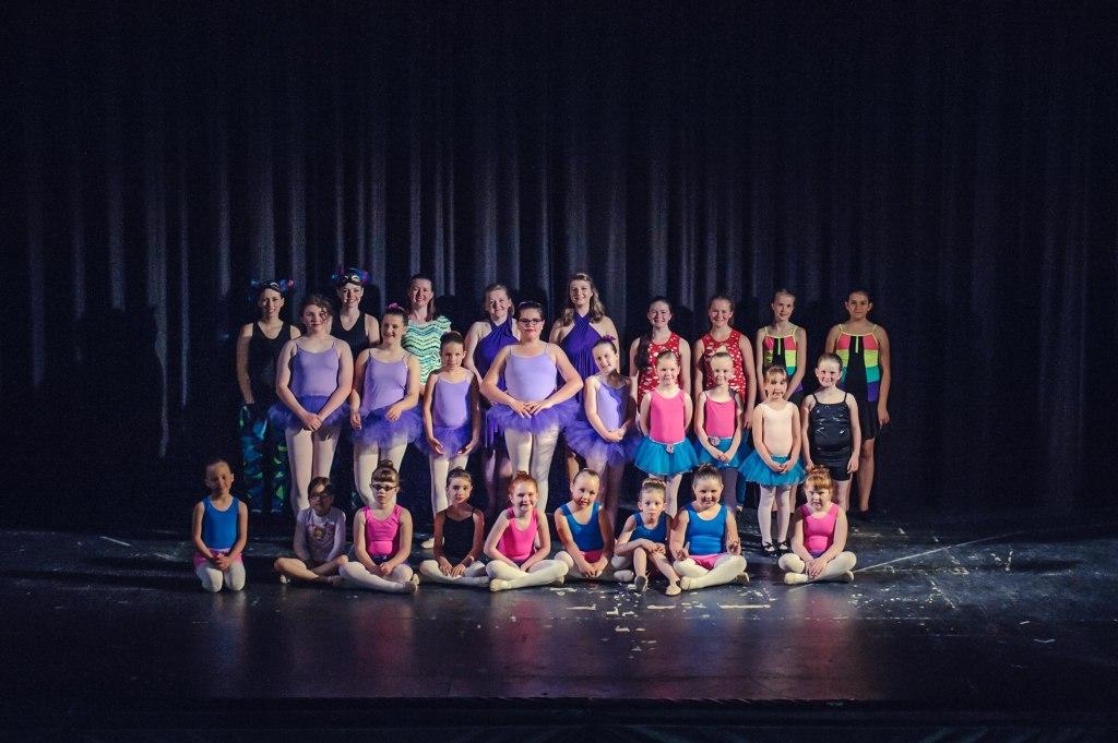 2014-2015 Recital Dancers