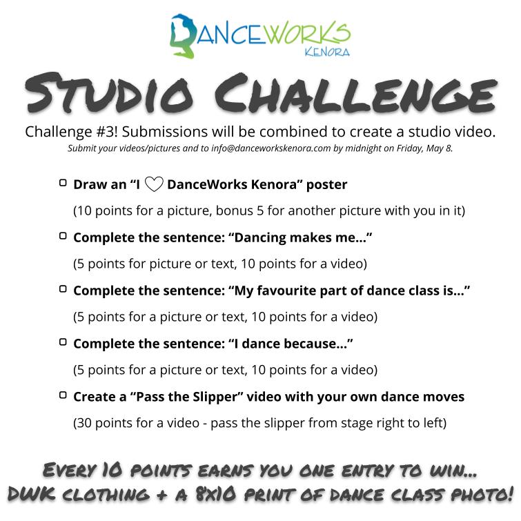 Studio Challenge #3